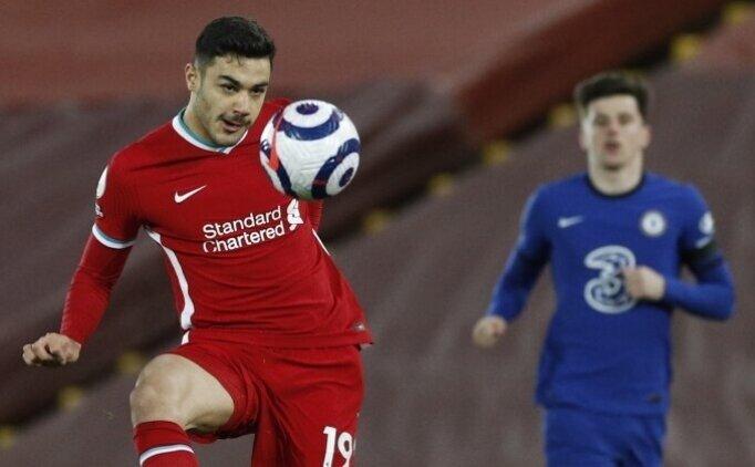 Ozan Kabak: 'Umarım Anfield'daki ilk galibiyetimi alırım'