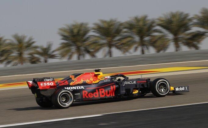 Sezonun ilk pole pozisyonu Max Verstappen'in!