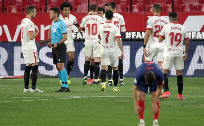 Atletico Madrid kredileri tüketti!