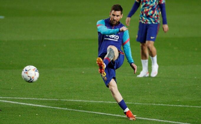 La Liga'dan Messi'ye soruşturma