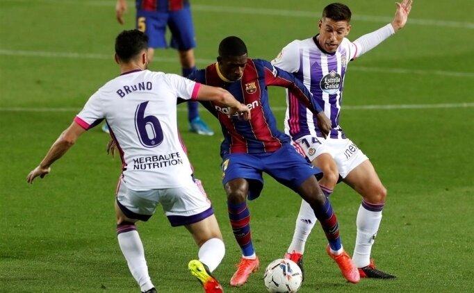 Barçalı Dembele: 'Favori futbolcum Auba!'