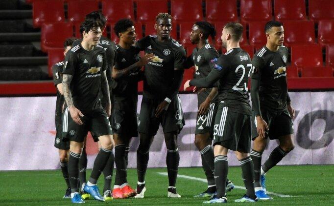 Manchester United, Granada'nın umutlarını çaldı
