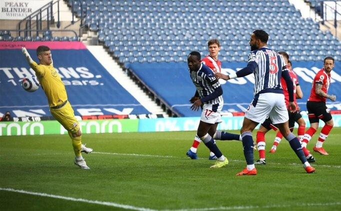 İptal edilen Diagne'nin golüne Allardyce'tan eleştiri