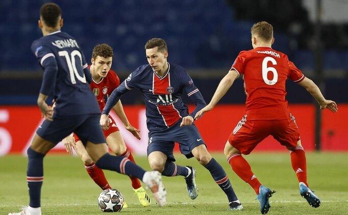 PSG son şampiyon Bayern'i eleyerek yarı finalde