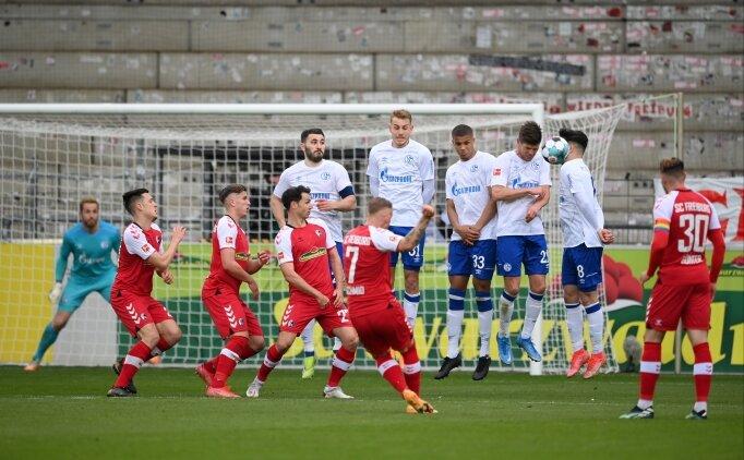 Freiburg'dan Schalke'ye farklı tarife!