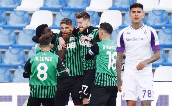 Mert Müldür oynadı; Sassuolo, penaltılarla kazandı