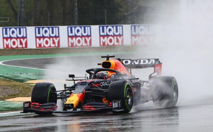 Emilia-Romagna'da Verstappen kazandı!