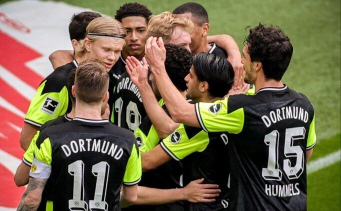 Haaland atıyor, Dortmund kazanıyor!