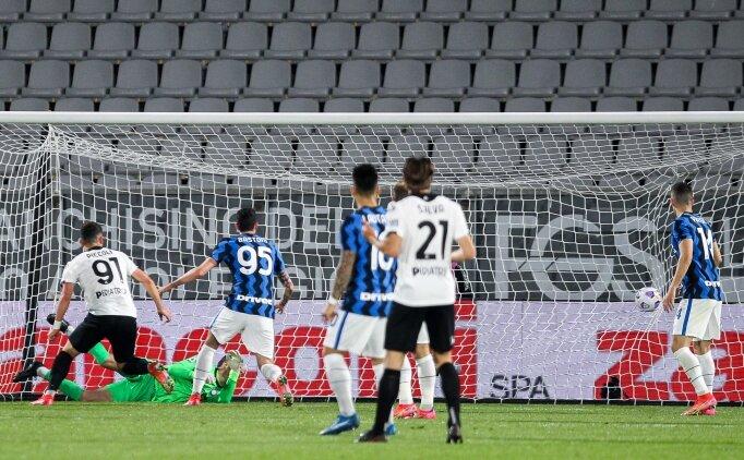 Inter kayıp yaşamaya başladı
