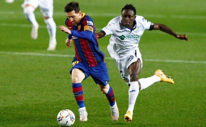 Enes Ünal'ın golü Getafe'ye Barça karşısında yetmedi