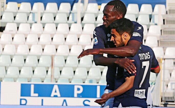 Beşiktaş'a Nijeryalı golcü! Transfere sıcak bakıyor...