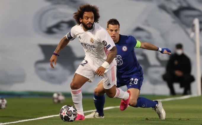 Marcelo Chelsea maçına özel uçakla yetişecek
