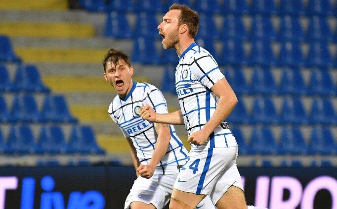 Inter, şampiyonluk özlemini noktalıyor