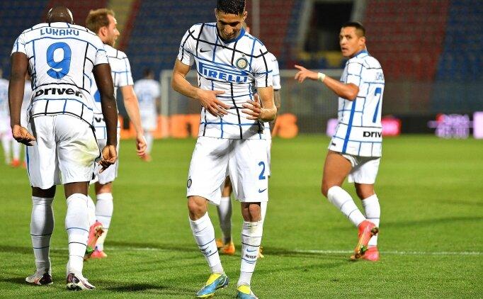 Inter'in sevinci, İtalya'yı karıştırdı!