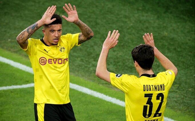 Borussia Dortmund, güle oynaya finalde!