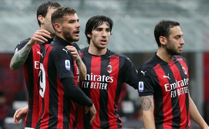 Hakan Çalhanoğlu attı, Milan rahat kazandı