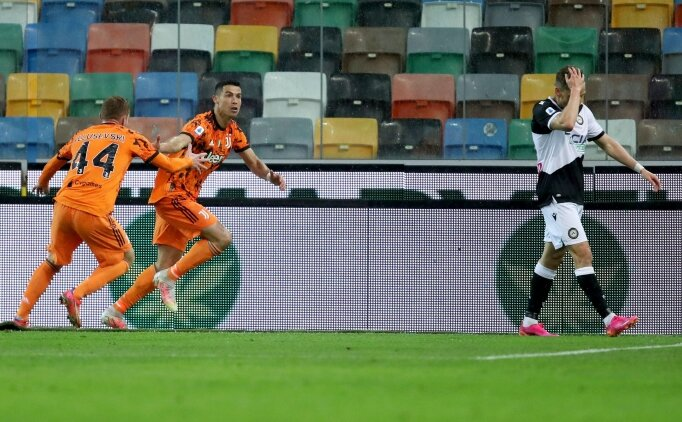 Cristiano Ronaldo, Juventus'u ipten aldı!