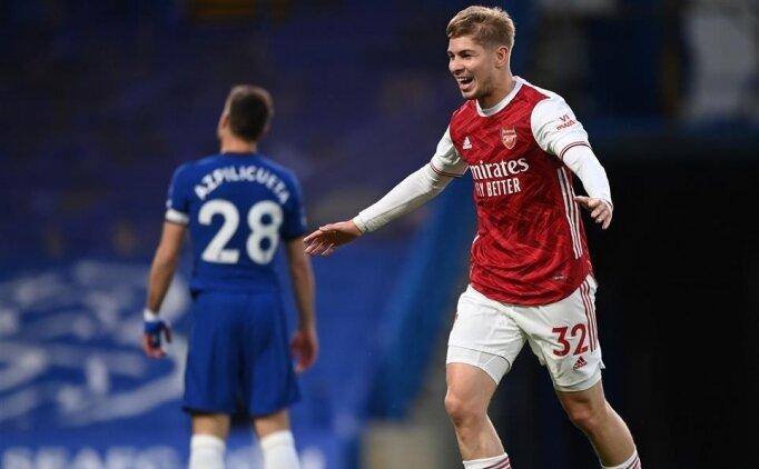 Londra derbisinde zafer Arsenal'in oldu