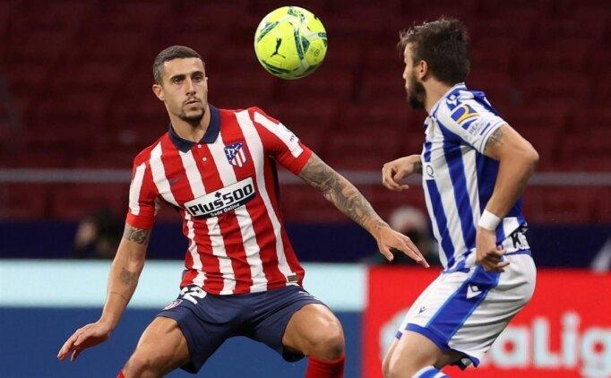 Atletico Madrid Sociedad virajını kayıpsız geçti