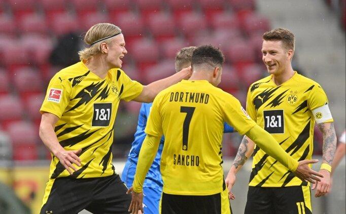 Borussia Dortmund, Şampiyonlar Ligi'ni garantiledi
