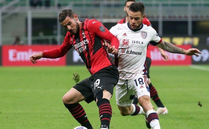 Milan, Şampiyonlar Ligi fırsatını tepti