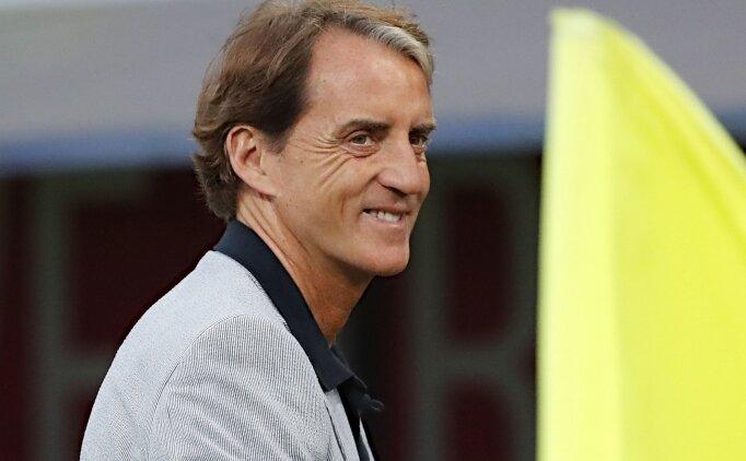Roberto Mancini: 'Umarım Burak bize gol atmaz'