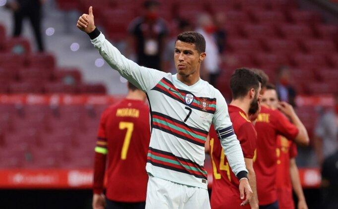 Cristiano Ronaldo, EURO 2020'de yeni rekorlar peşinde
