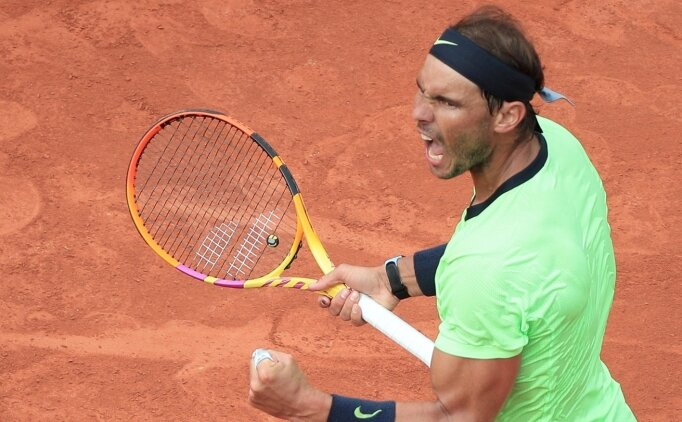 Rafael Nadal rahat tempoda çeyrek finalde
