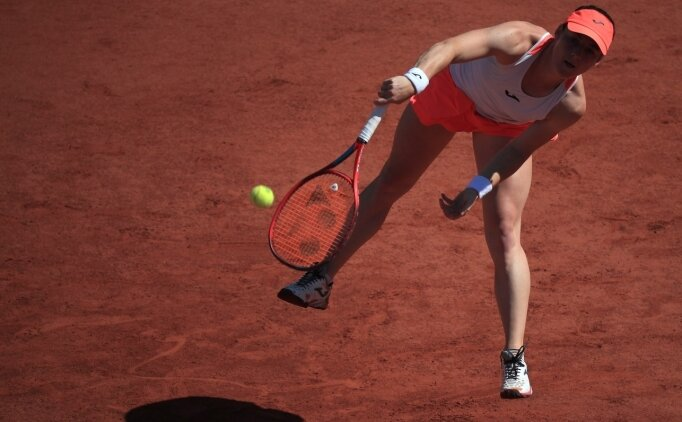 Roland Garros'ta ilk yarı finalist Sloven Zidansek