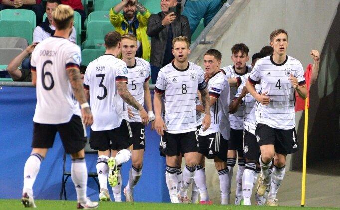 Avrupa'nın 'genç şampiyonu' Almanya!