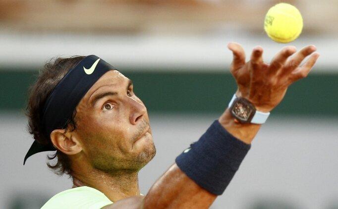 Rafael Nadal, Wimbledon ve Tokyo Olimpiyat Oyunları'na katılmayacak