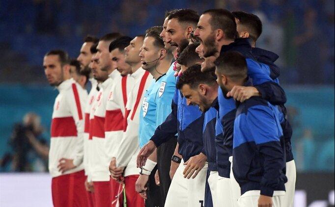 Türkiye-İtalya maçı, İtalyan basınında geniş yer buldu