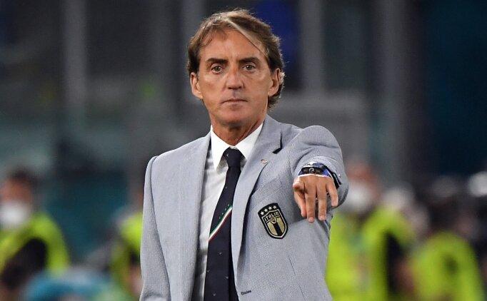 Roberto Mancini: 'Türkiye maçı zordu.'