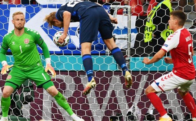 Finlandiya, 72 yıl sonra Danimarka'yı yendi