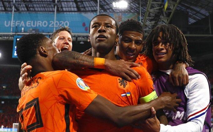 Wijnaldum: 'Maç sonunda bir rahatlık oldu'