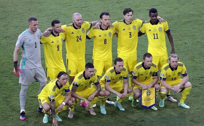 İsveç, Marek Hamsik'i penaltıyla üzdü!