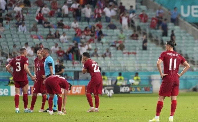 İlker Yağcıoğlu: 'Turnuva bizim için bitti'