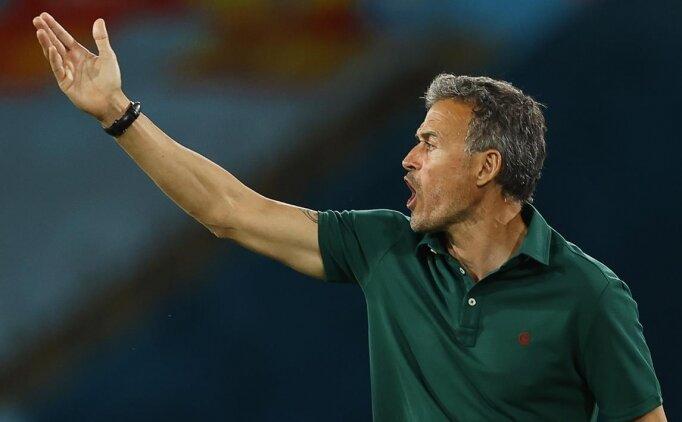 Luis Enrique: 'Daha fazla gol pozisyonu yakalayabilirdik'