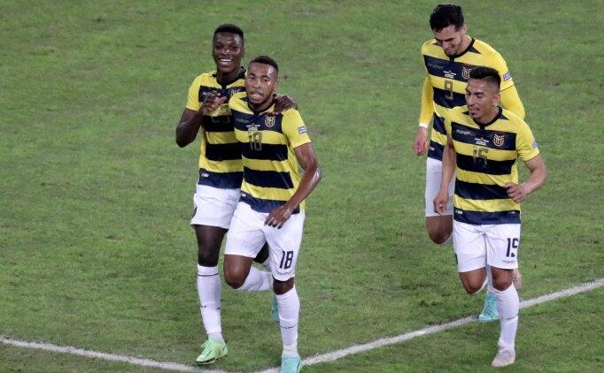 Copa America'da günün raporu