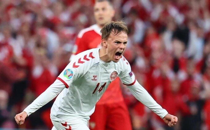 Danimarka son maçta tur atladı