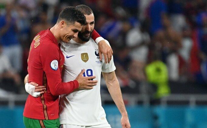 Karim Benzema: 'Cristiano bir canavar'