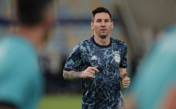 Emiliano Martinez: 'Messi için ölmeye hazırım'