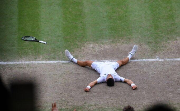 Matteo Berrettini: 'Djokovic tarihi baştan yazıyor'