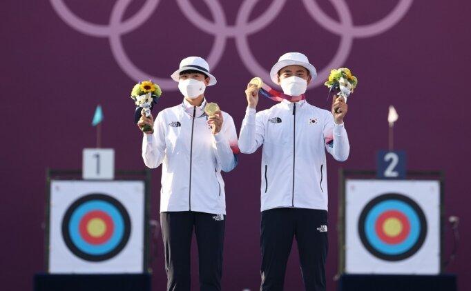 Güney Kore kadın okçuluk takımı 33 yıldır altın madalyayı kimseye kaptırmıyor
