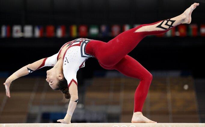Alman cimnastikçilerin mayo kararı