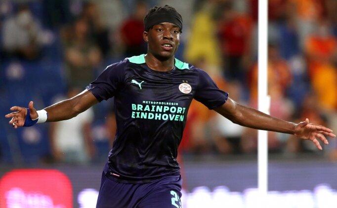 Madueke: 'Galatasaray'a karşı oynamak gurur verici'