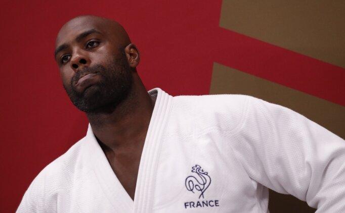 Judonun favorisi, çeyrek finalde elendi!