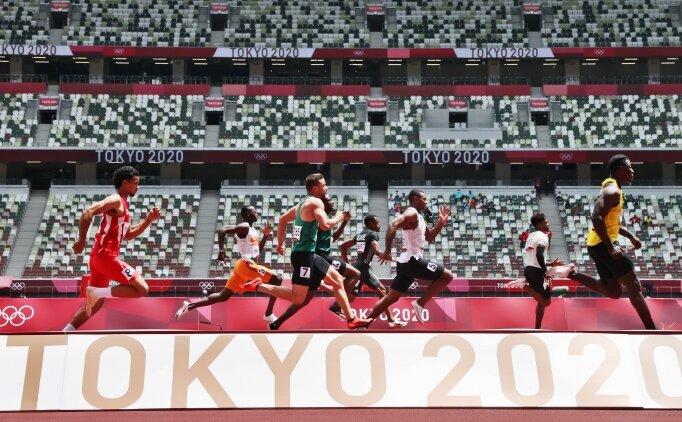 Mark Otieno Odhiambo'nun doping testi pozitif!