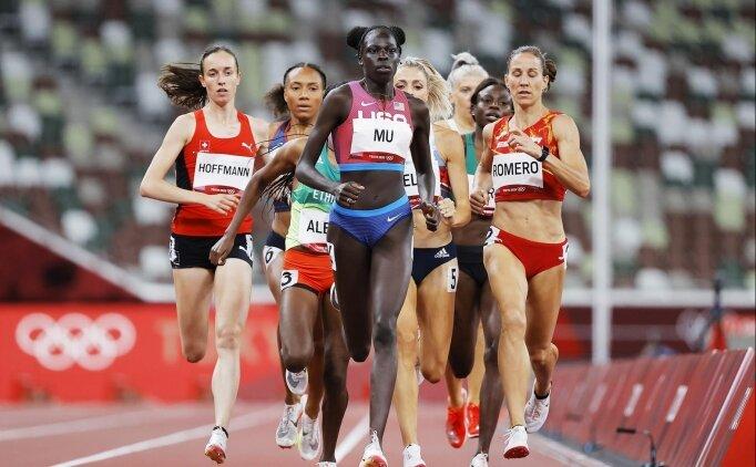 Kadınlar 800 metre finalini Athing Mu kazandı!