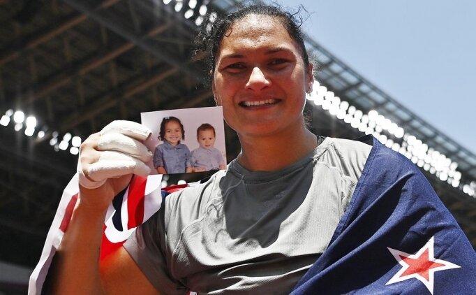 Yeni Zelandalı Valerie Adams 4 altınıyla tarihe geçti